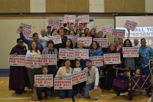 Medicare4All BarneStorm 2/9/2019